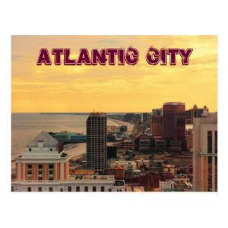 Atlantic City Postcard