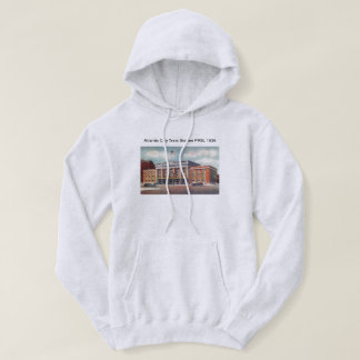 Atlantic City Train Station PRSL 1936 Hoodie