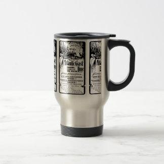 Atlantic Coast Line Railroad 1934 Travel Mug
