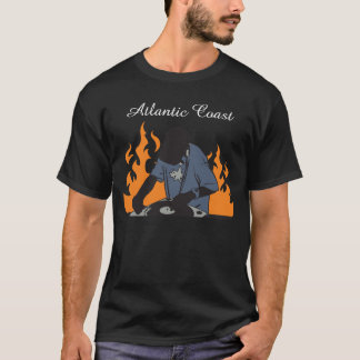 Atlantic Coast music Record Deejay dj Canada shirt