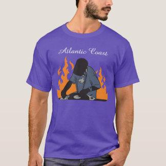 Atlantic Coast music Record Deejay dj Canada shirt