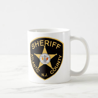 Atlantic County Sheriff Coffee Mug