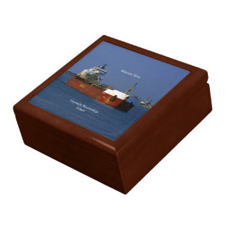 Atlantic Erie keepsake box