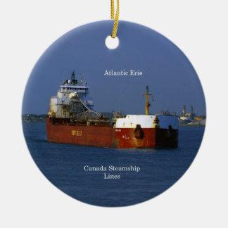 Atlantic Erie ornament
