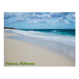 Atlantic Ocean Beach Postcard