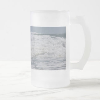 Atlantic Ocean Frosted Mug