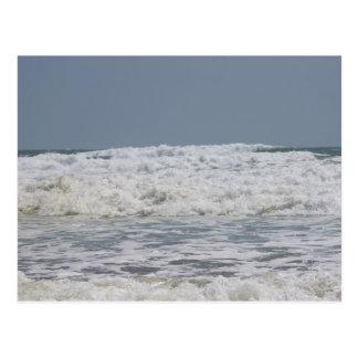 Atlantic Ocean Postcard