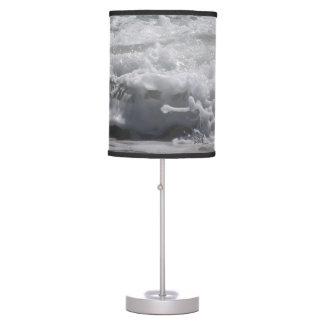 Atlantic Ocean wave lamp