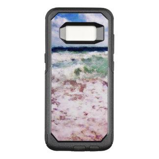 Atlantic Ocean Waves OtterBox Commuter Samsung Galaxy S8 Case
