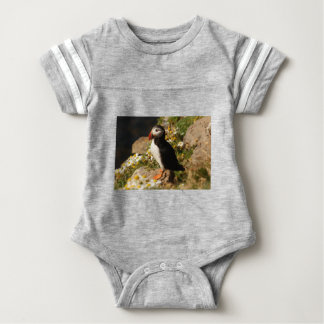 Atlantic Puffin Baby Bodysuit