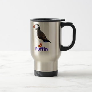 Atlantic Puffin Travel Mug
