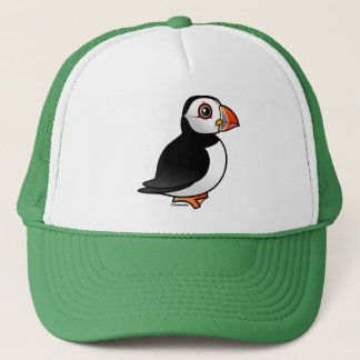 Atlantic Puffin Trucker Hat