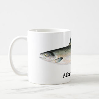 Atlantic Salmon Fish Coffee Mug