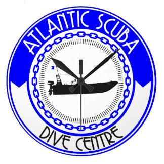 Atlantic Scuba clock