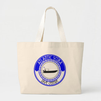 Atlantic Scuba Products Large Tote Bag