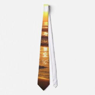 """""""Atlantic Sunrise"""" Men's Tie"""