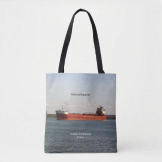Atlantic Superior all over tote bag