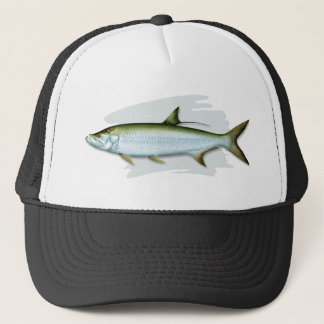 Atlantic Tarpon Trucker Hat