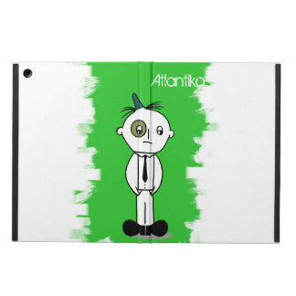 Atlantiko Green iPad Air Cover