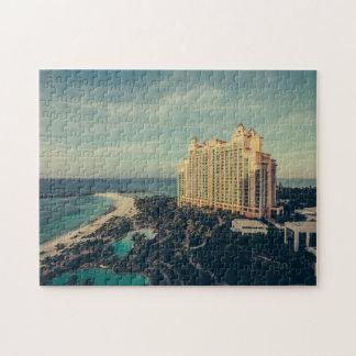 Atlantis Bahamas Hotel. Jigsaw Puzzle