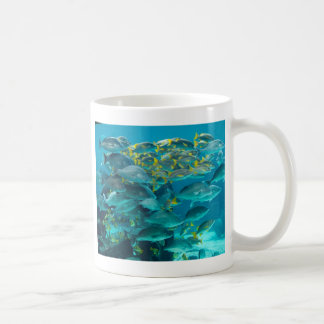 Atlantis Fish Aquarium Coffee Mug