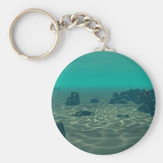 Atlantis Keychain