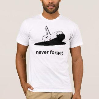 Atlantis - Never Forget T-Shirt