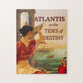 Atlantis On the Tides of Destiny Official Puzzle