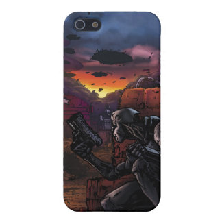 Atlantis Rising iPhone Cover Case For iPhone 5/5S