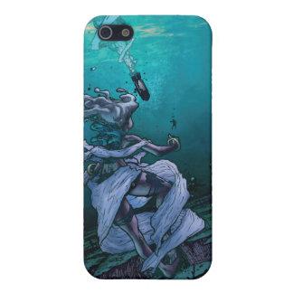 Atlantis Rising iPhone Cover iPhone 5/5S Case