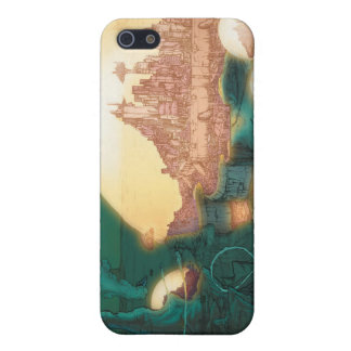Atlantis Rising iPhone Cover iPhone 5/5S Cover
