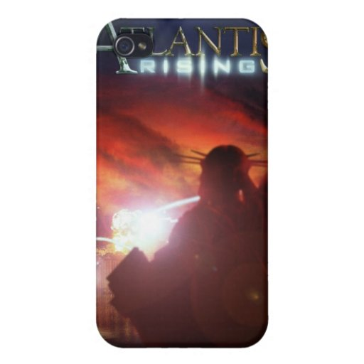 Atlantis Rising iPhone Cover iPhone 4/4S Covers