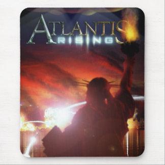 Atlantis Rising Mouse Pad
