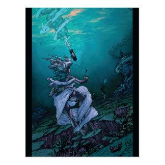 Atlantis Rising Postcard