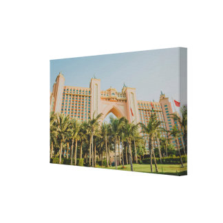 Atlantis The Palm, Abu Dhabi Canvas Print