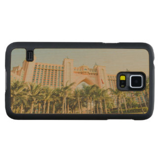 Atlantis The Palm, Abu Dhabi Carved Maple Galaxy S5 Case