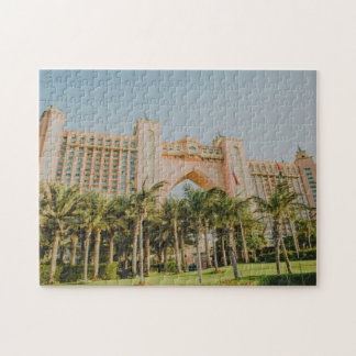 Atlantis The Palm, Abu Dhabi Jigsaw Puzzle