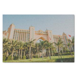 Atlantis The Palm, Abu Dhabi Tissue Paper