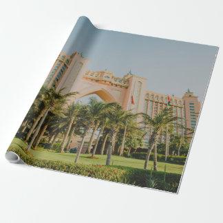 Atlantis The Palm, Abu Dhabi Wrapping Paper