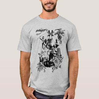 Atlas and the dancing pan's 1 T-Shirt