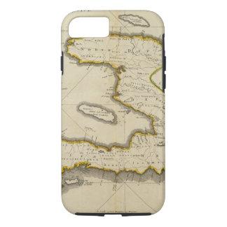 Atlas Map of Haiti iPhone 7 Case