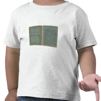 Atlas of universal history tshirt