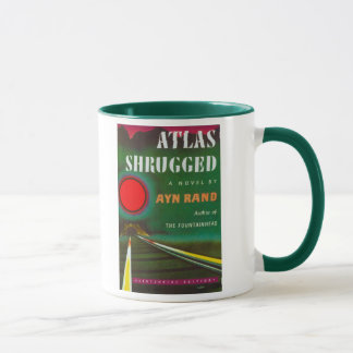 Atlas Shrugged Mug