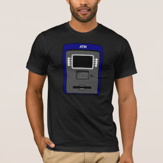 ATM Machine Mens T-Shirt