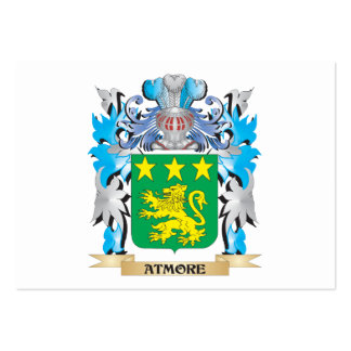 Atmore Coat Of Arms Business Card