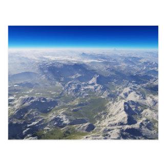 Atmosphere Postcard