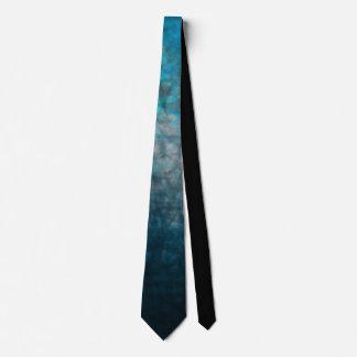 Atmospheric Cyan - Tie