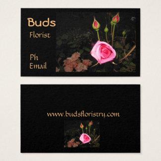 Atmospheric Rosebud >Professional Florist Cards