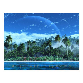 Atoll Postcard