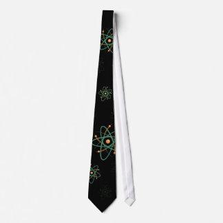 Atom (002_i-5_P04 black) - Tie